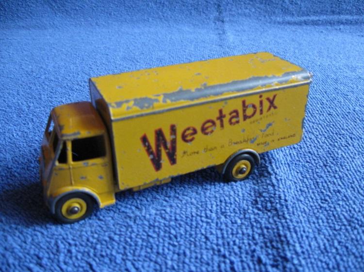 dinky toy 514 weetabix Weetabix Dinky