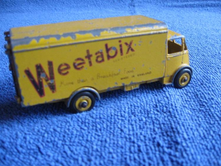 dinky toy weetabix