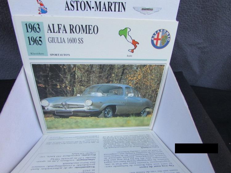 kaarten auto alfa bmw jaguar volkswagen