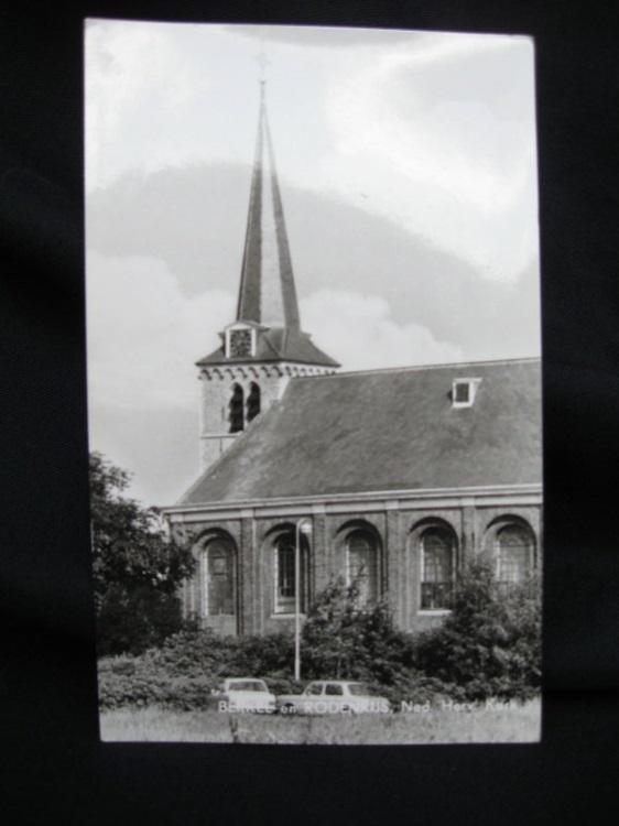 kaart berkel rodenrijs kerk