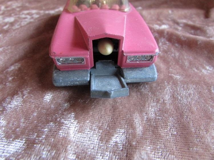 penelope thunderbirds lady parker fab1 dinky toy
