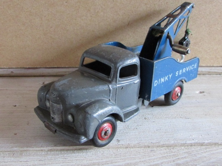 dinky toy commer breakdown 25x service